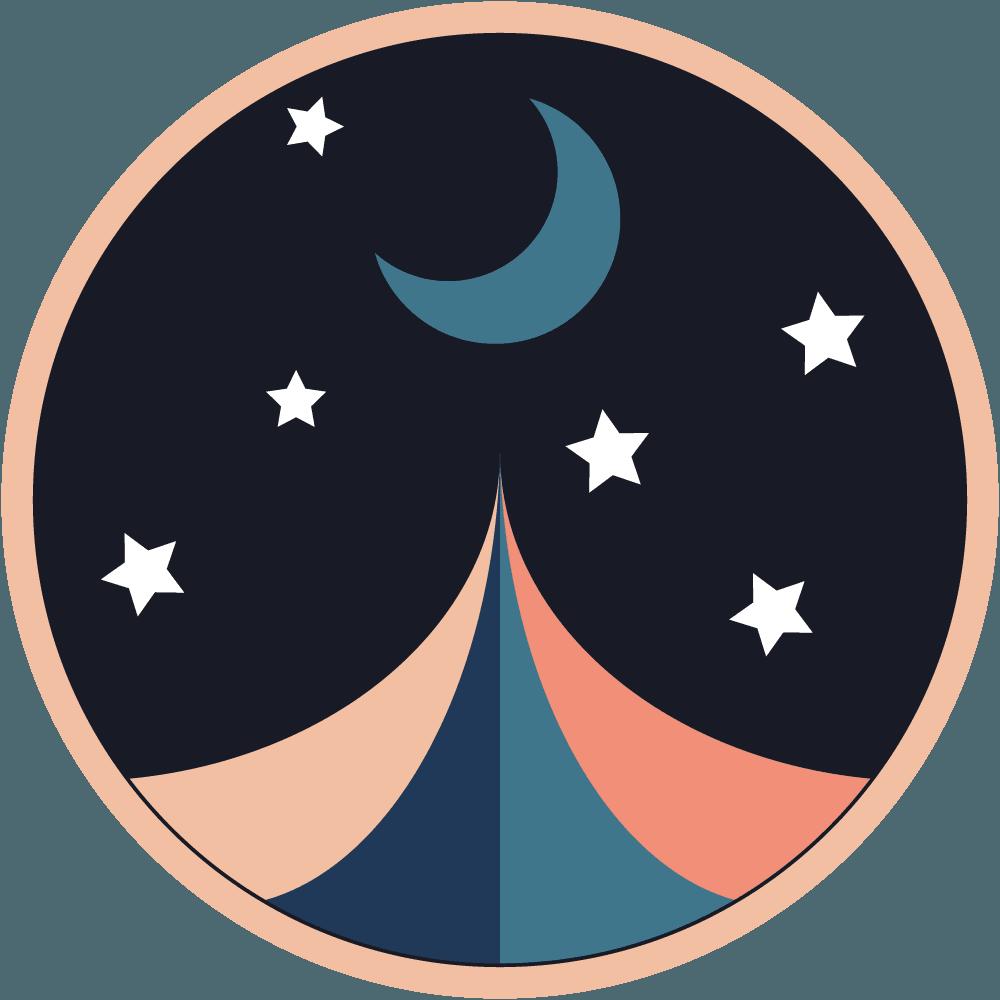 Logo galactic pixel