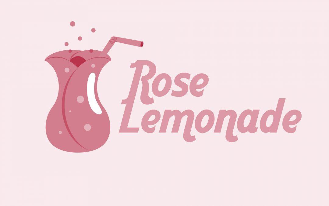 Logo : Rose Lemonade